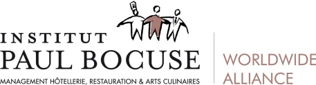 Institut Paul Bocuse | Worldwide Alliance - Conestoga College